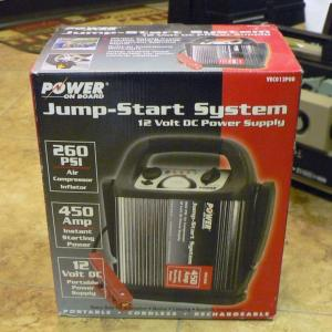 Vector VEC010S 300 Amp Jump Starter: A The Cloned Gene Within The Expression Vector Peta Was Checked By