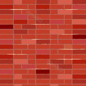 Brick Vector Ai File: Hand Drawing Background Vector On The Wall