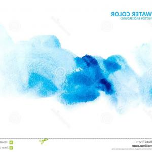 Watercolor Texture Vector Tiff: Vector Watercolor Painting Background Watercolor Watercolor Texture Effect Blue Watercolor Effect Background Vector Watercolor Image