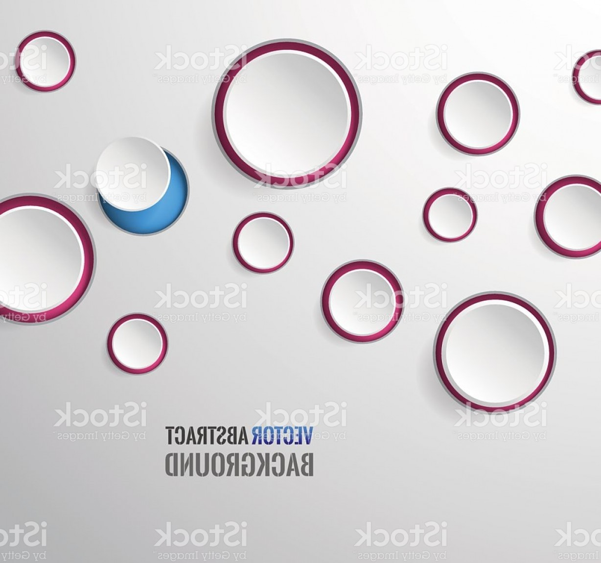 Vector Bubbles Circle: Vector Abstract Background Circle Round Colored Bubbles Wallpaper Gm