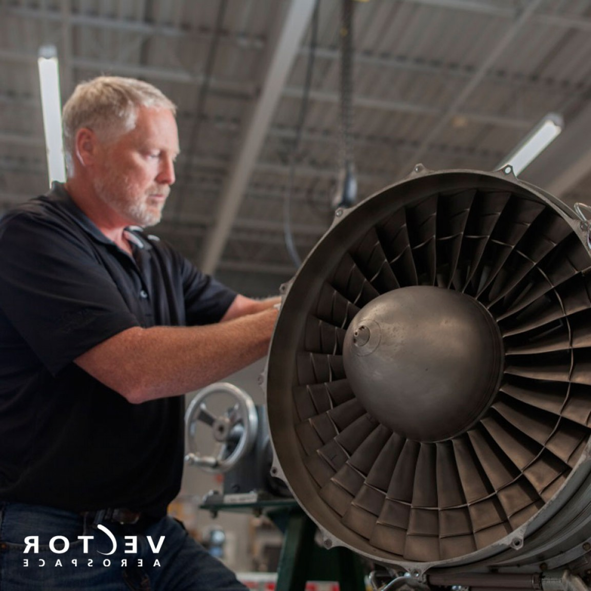 Vector Aerospace Engine Services Atlantic: Vector Aerospace Celebrates First Anniversary Of Vmax Engine Maintenance Plan