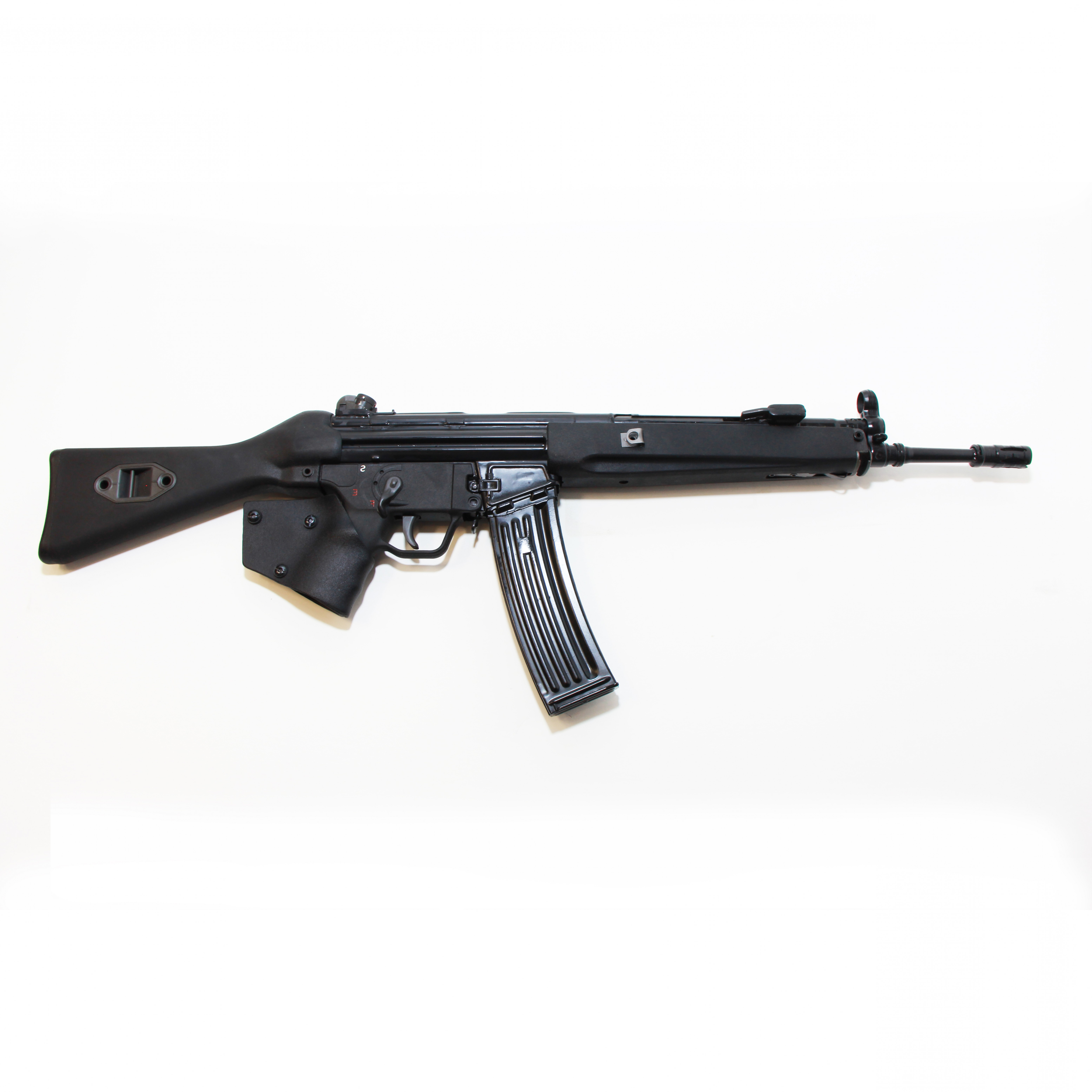 UN Specification Package Vector: Vector Arms V Hk Style Mm Nato Rifle