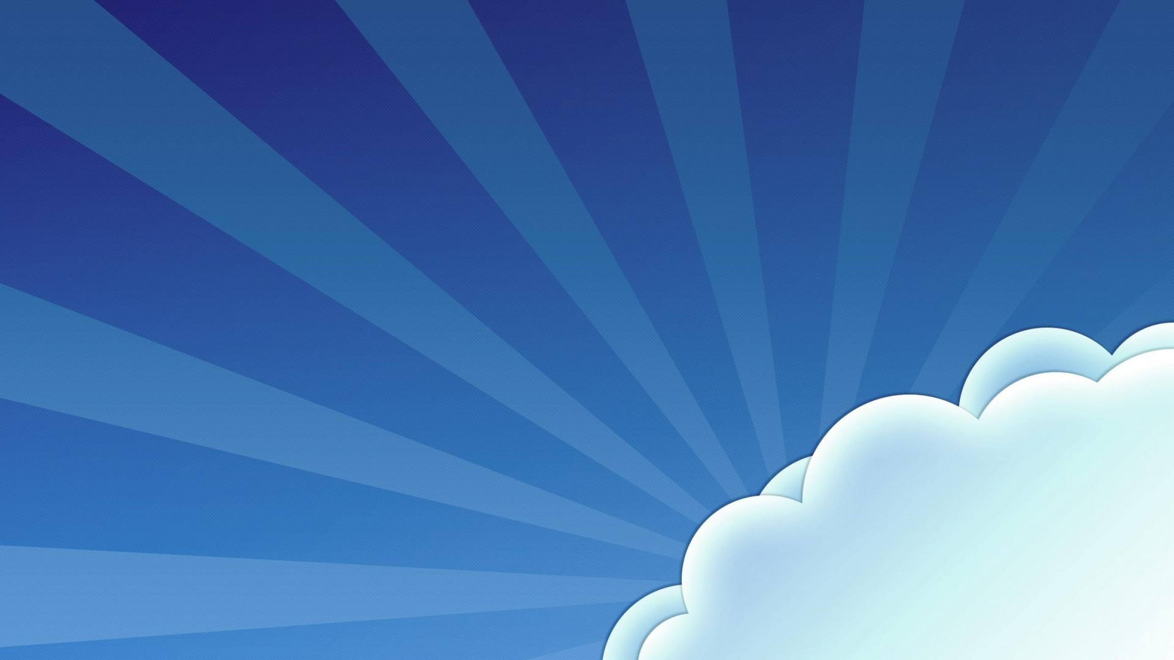 Clouds Backgrounds Vector: Vector Blue Sky And White Clouds Desktop Backgrounds X