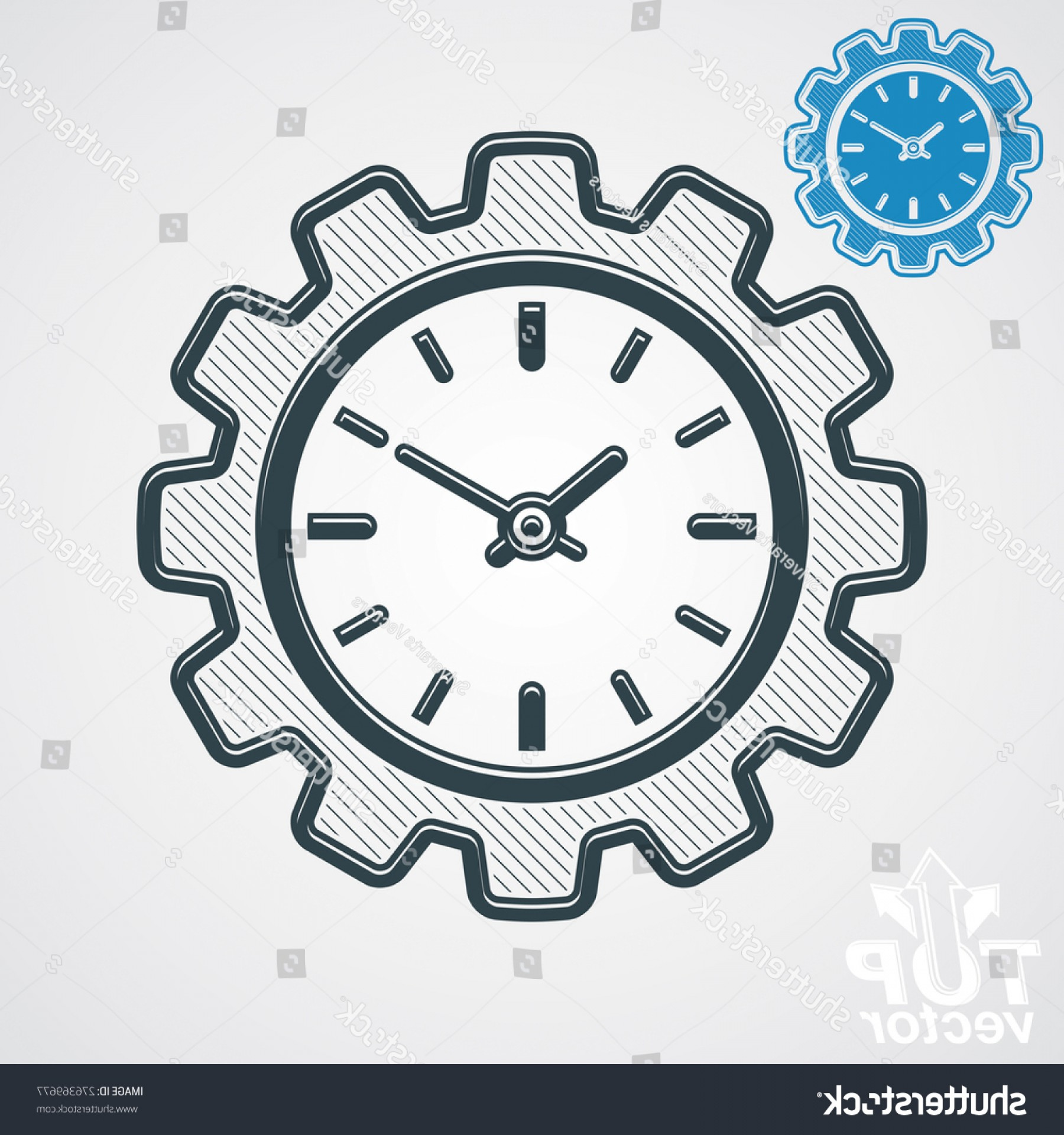 Vector Mechanical Clock Wheels: Vector Engineering Component Cog Wheel Additional