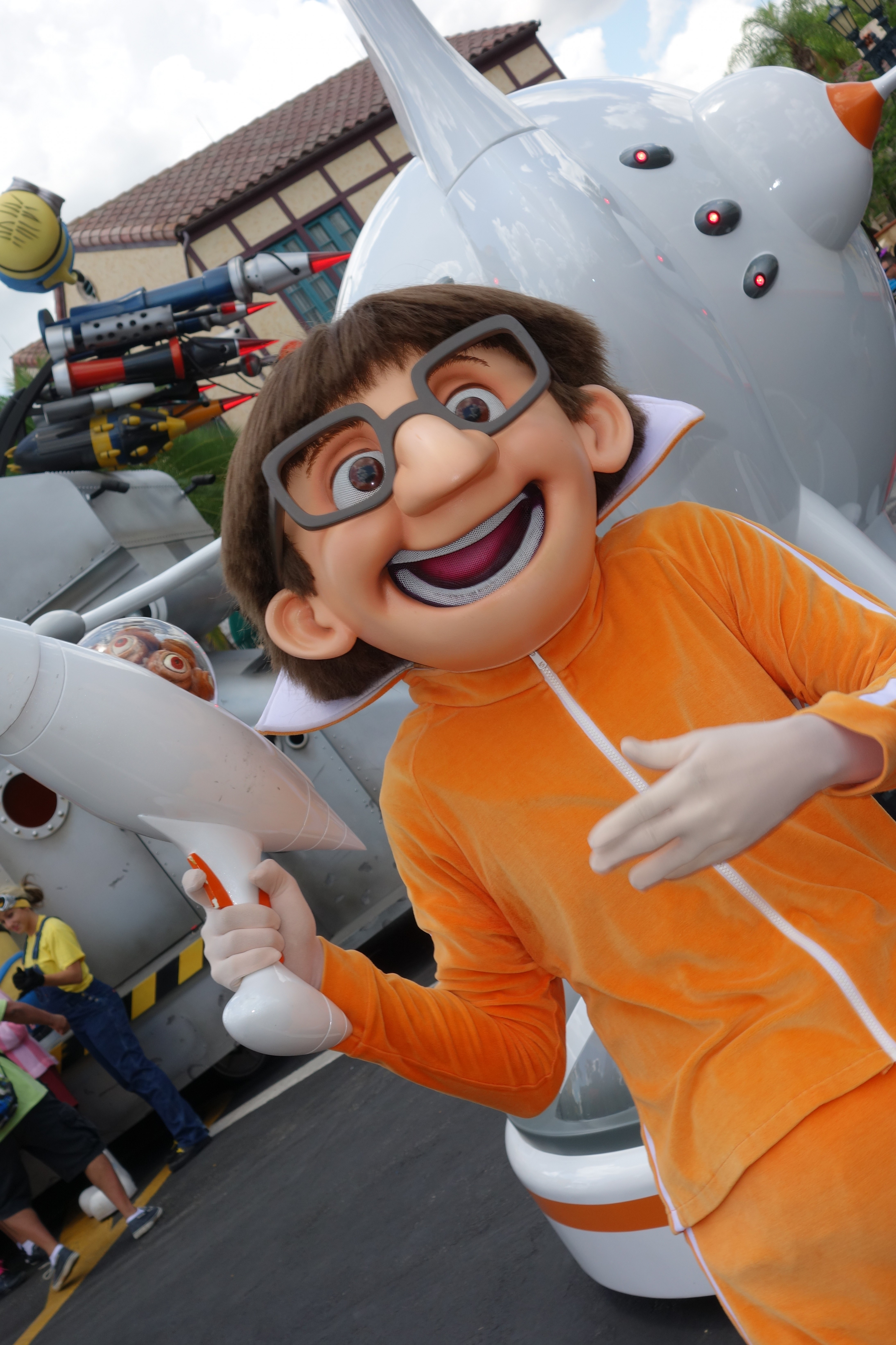 Real Name From Despicable Me Vectors: Vector From Despicable Me Universal Studios Character Meet