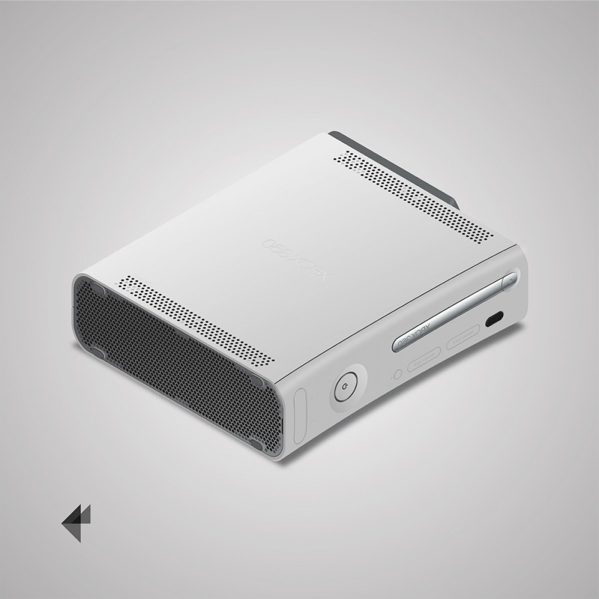 Xbox 360 Vector: Vector Gifs Of The Original Xbox And The Xbox