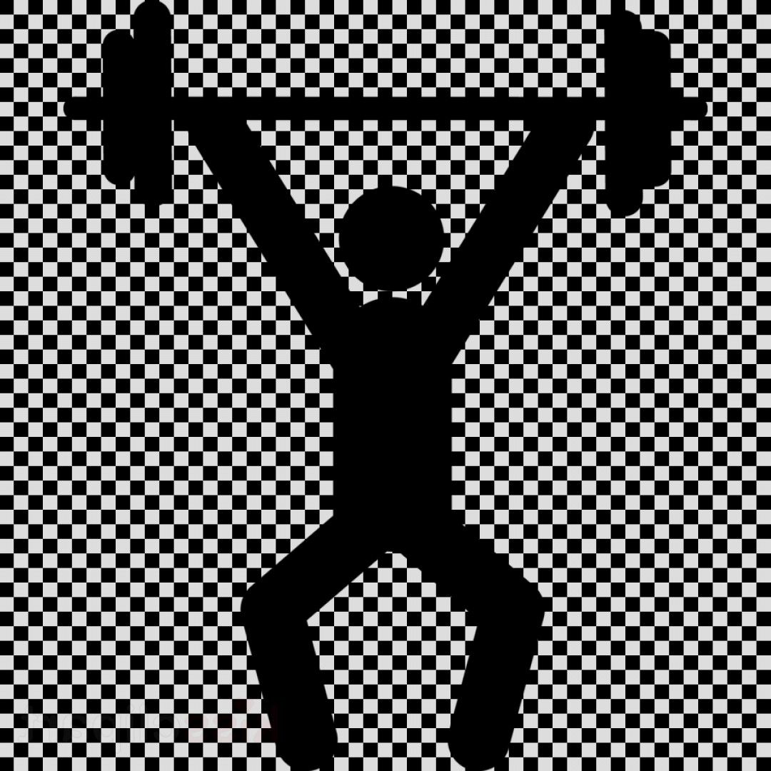 Weight Lifting Vector Graphics: Vector Graphics Weight Training Olympic Weightlifting Illustration Juui