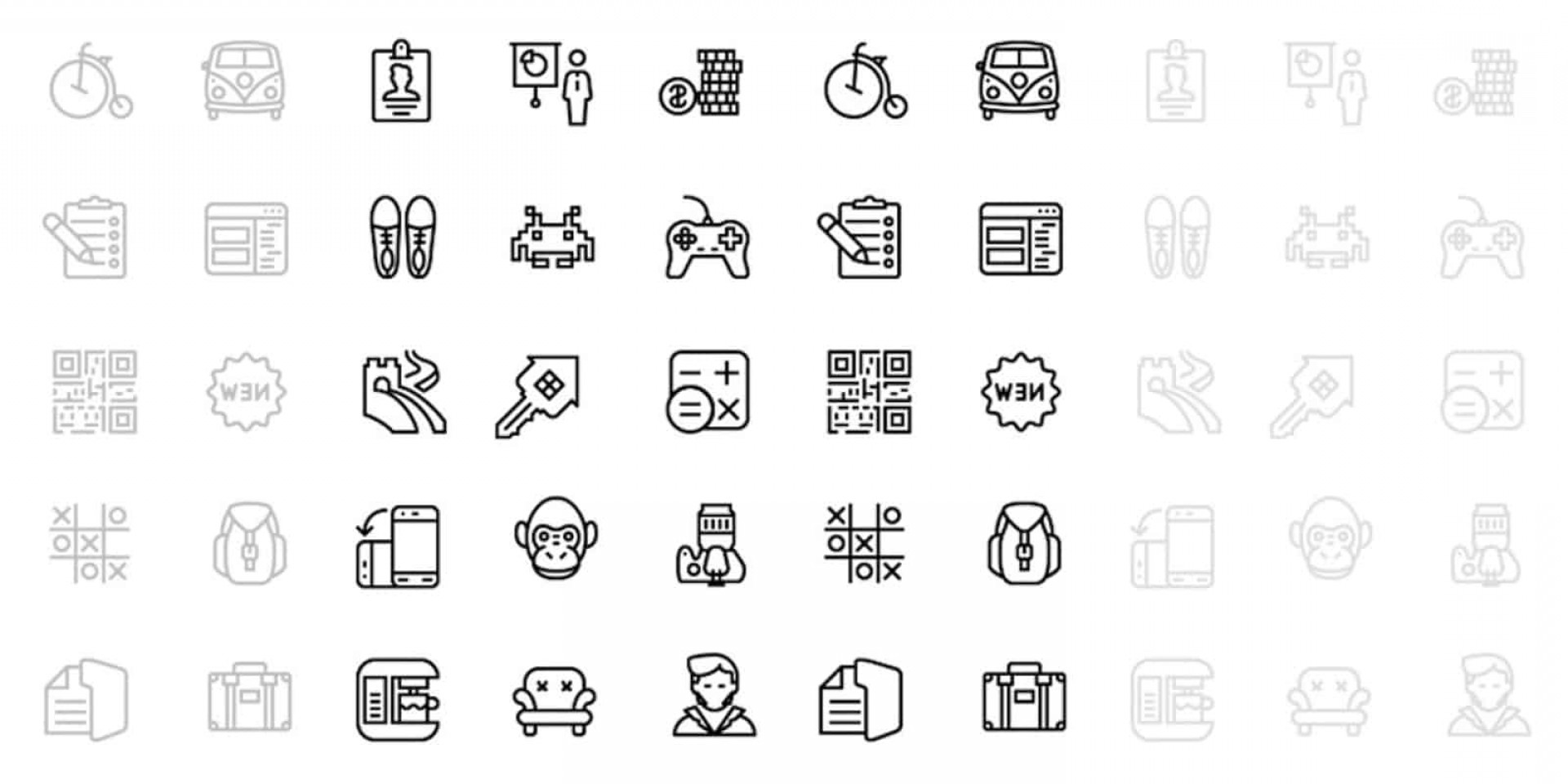 Vector Icons For Designers: Vector Icon Assets Design Projects Deals