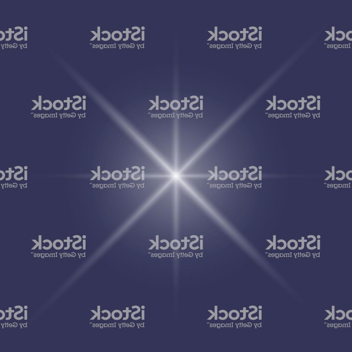 Polaris Star Logo Vector: Vector Illustration Of A Bright Star Shining Or Flashing In The Night Sky Isolated Gm