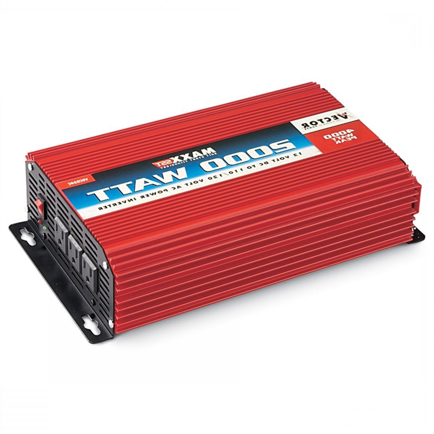 Vector Power Inverter Remote: Vector Maxx Sst Watt Power Inverter