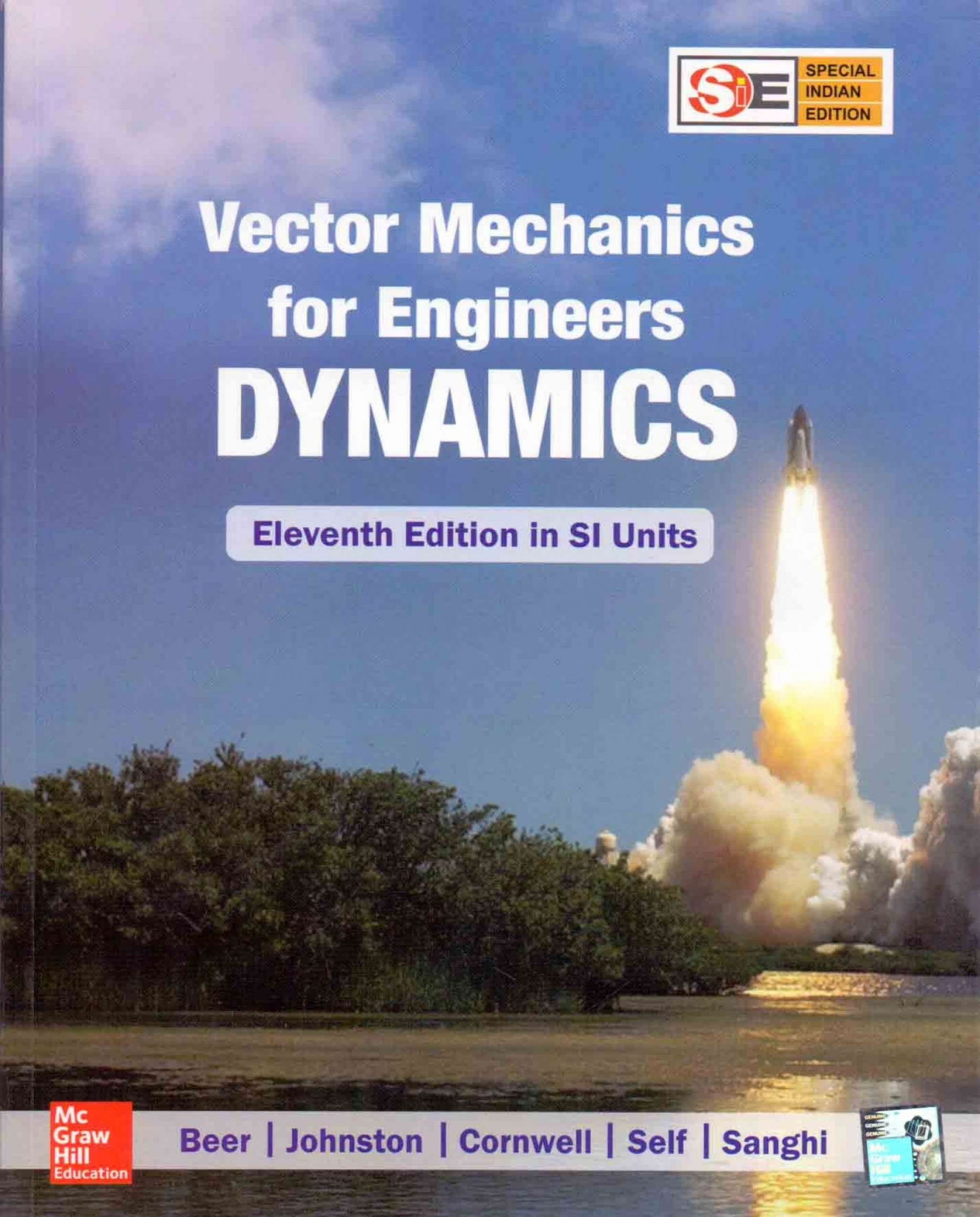 Vector Mechanics For Engineers Dynamics: Vector Mechanics For Engineers Dynamics In Si Units Th Ed Ferdinand Beer E Johnston Phillip Cornwell Brain P Self Sanjeev Sanghi