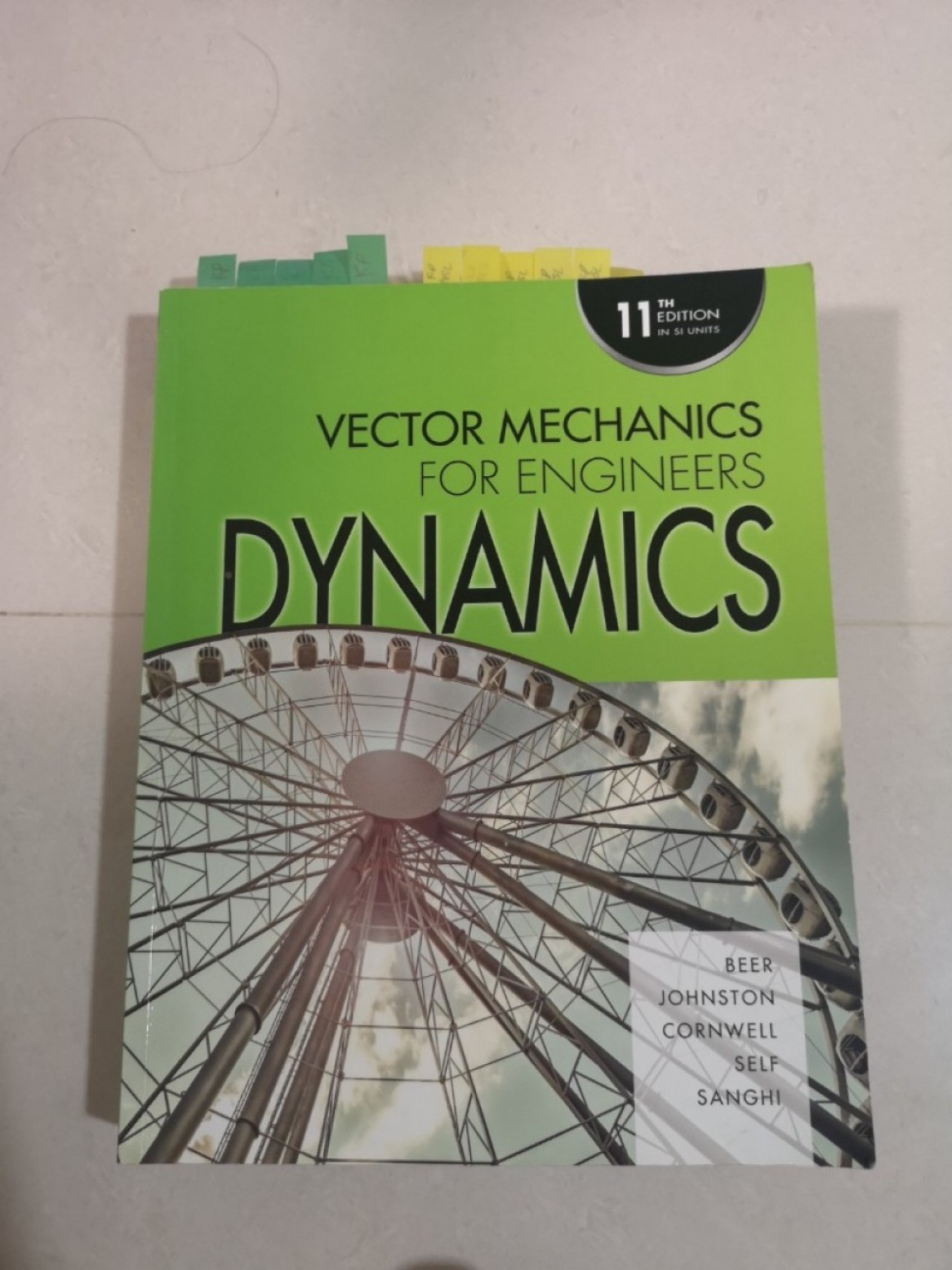 Vector Mechanics For Engineers Dynamics: Vector Mechanics For Engineers Dynamics Th Edition