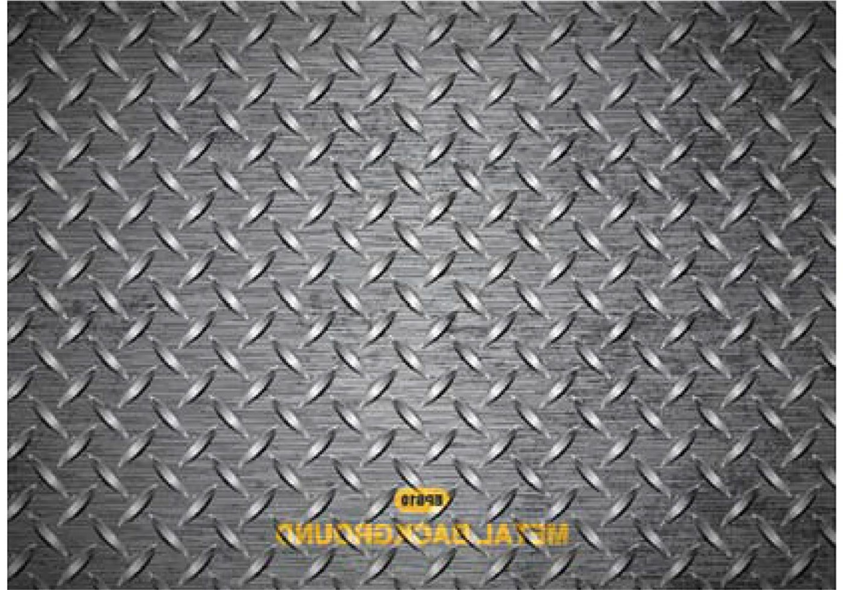 Diamond Plate Vector Pattern: Vector Metal Diamond Plate Texture