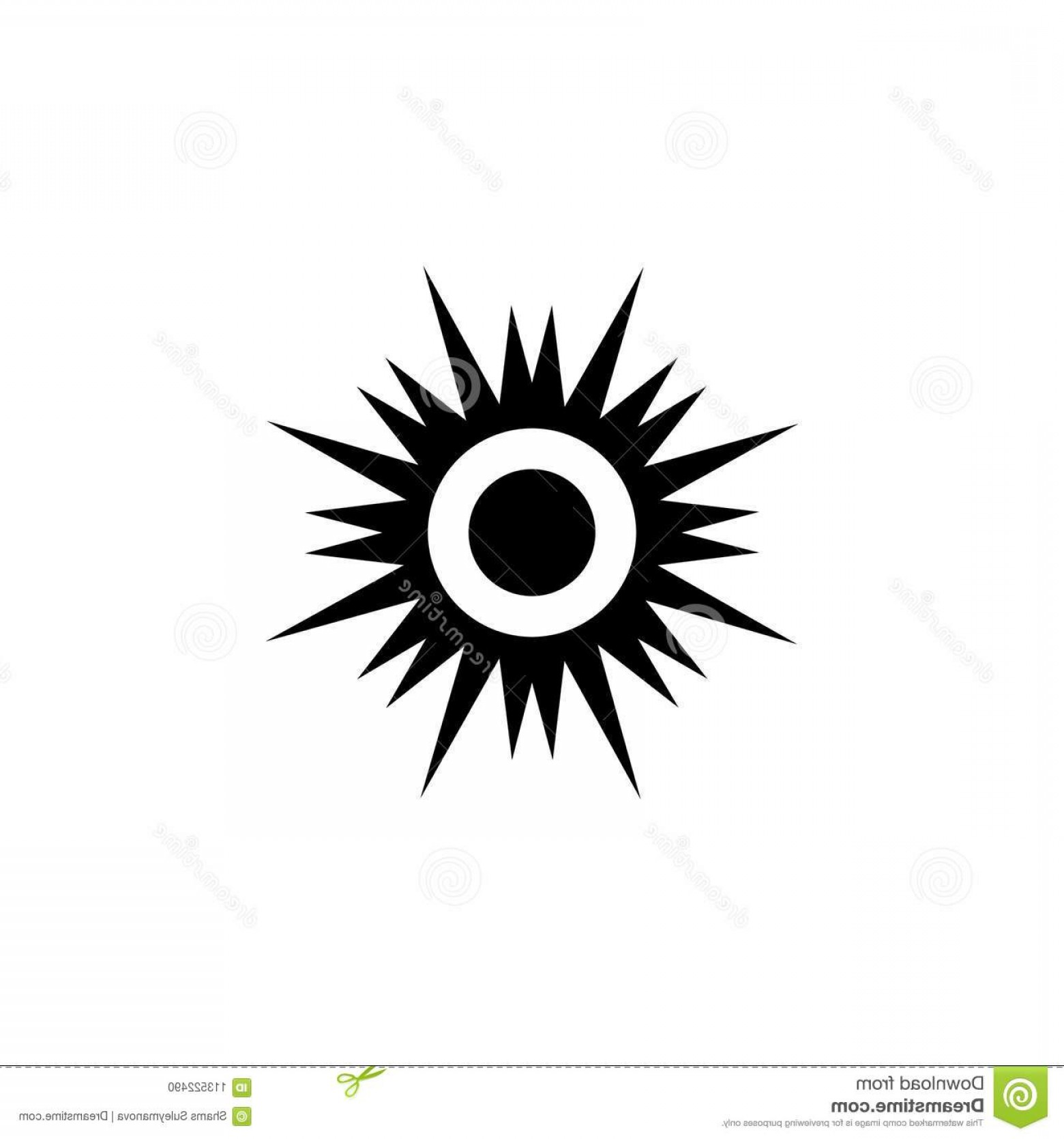 Christian Vector Sun: Vector Sun Icon Simple Element Illustration Sun Symbol Design Template Can Be Used Web Mobile Vector Sun Icon Simple Image