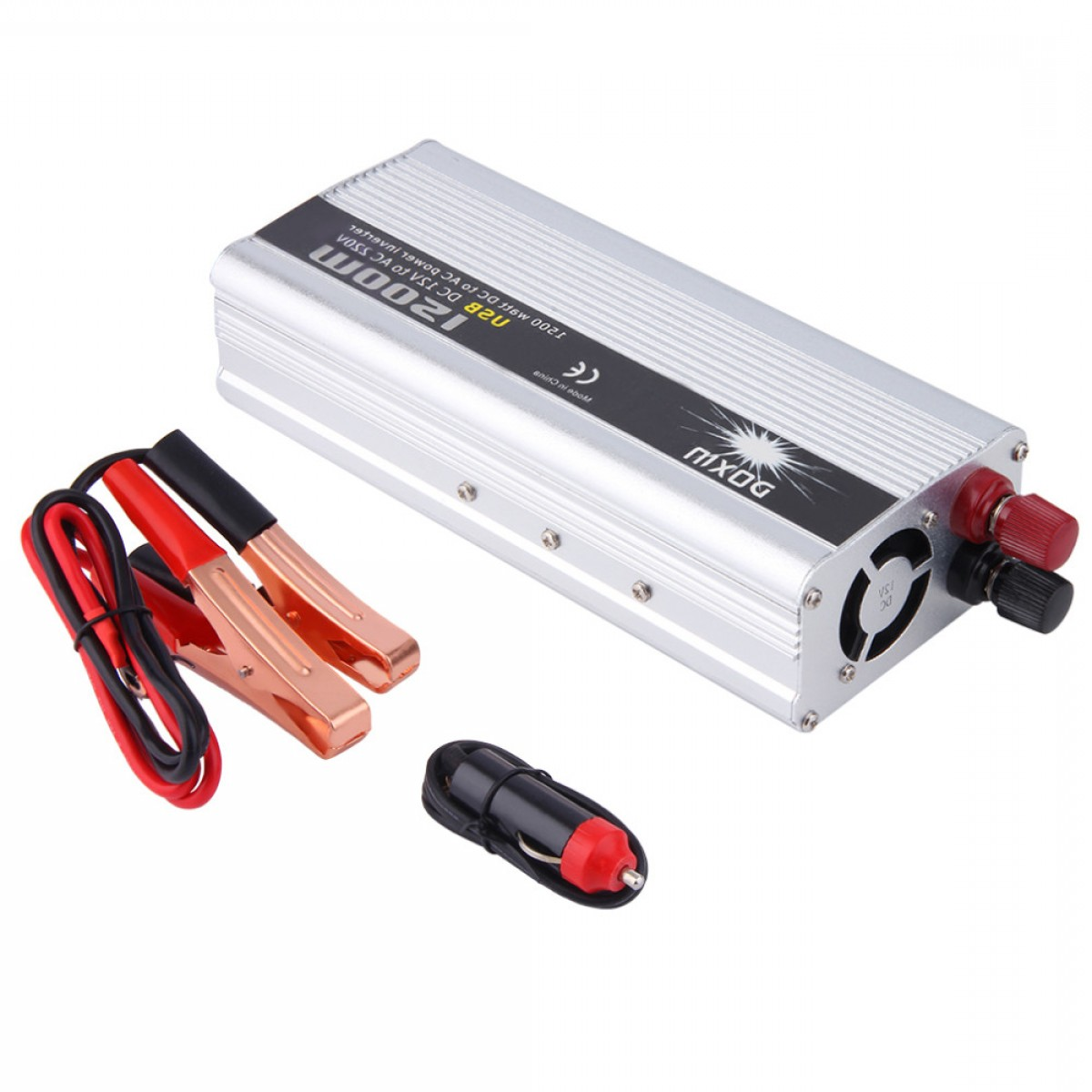 Vector Power Inverter 1500: Vector Vecd Watt Dc To Ac Power Inverter With F