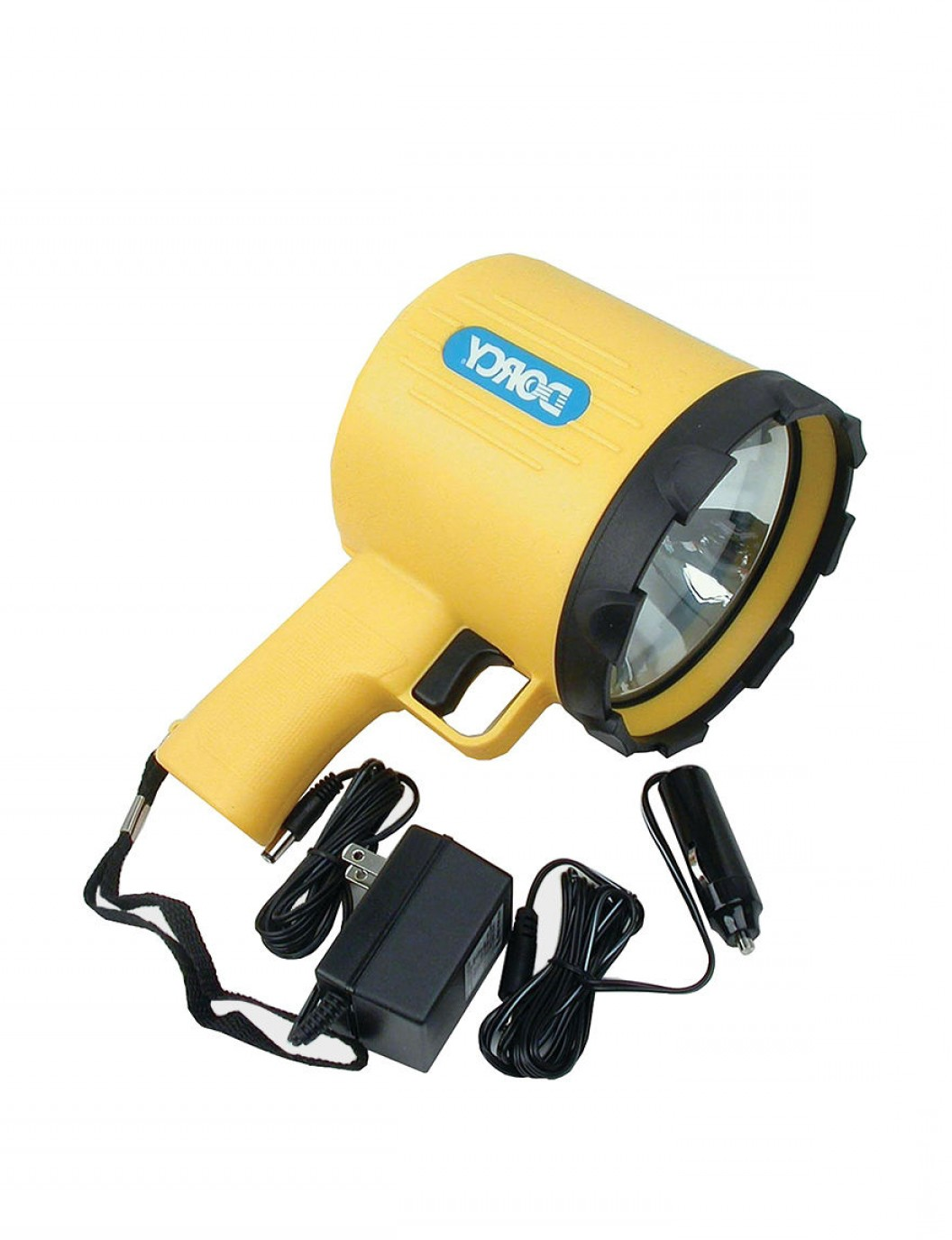Corded Spotlight Vector: Vector Vecy Million Candle Power Super Sport Spotlight With Stand