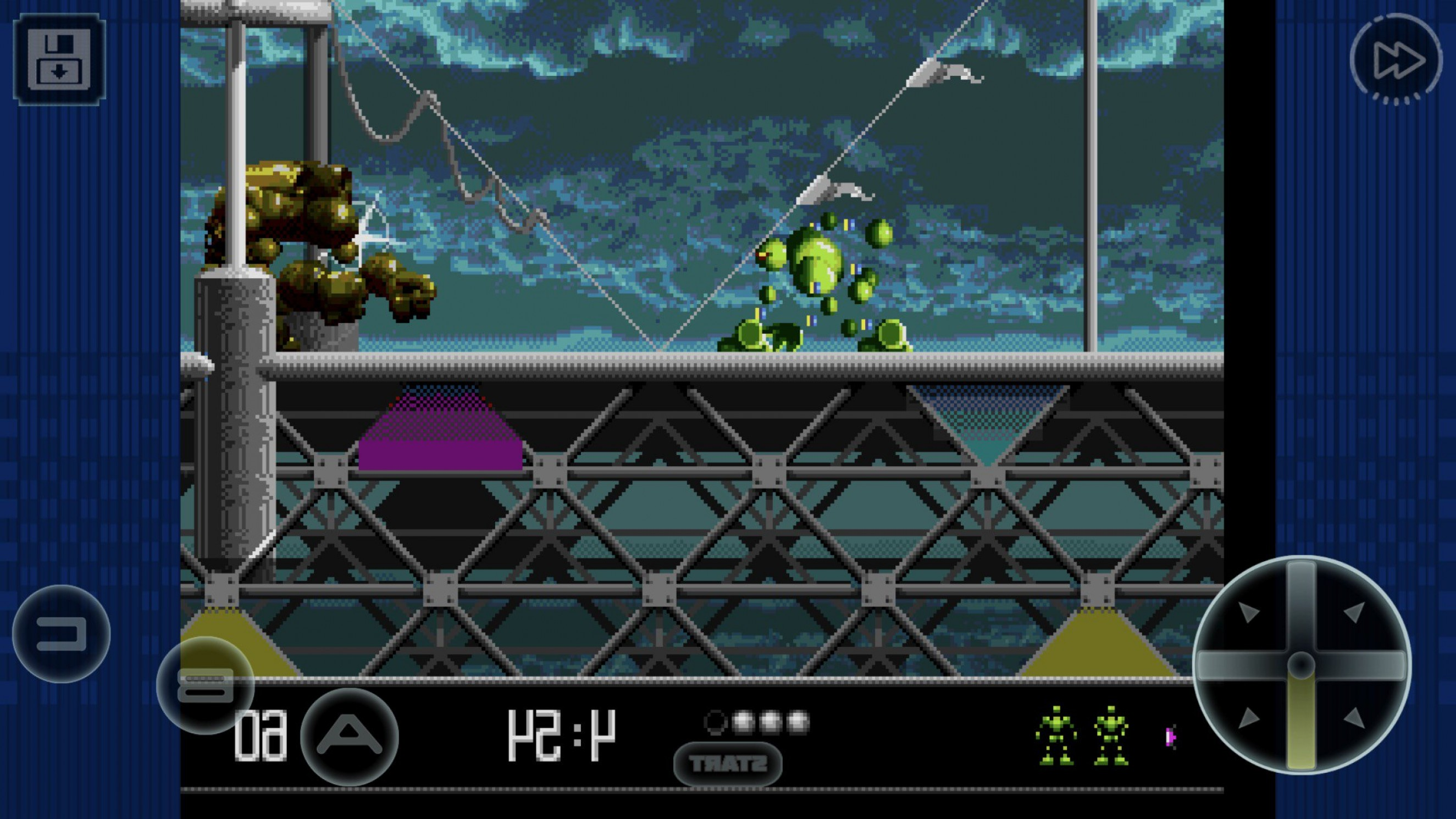 Vectorman Darkness: Vectorman Possibly The Best Genesis Game Is Now Available On Sega Forever