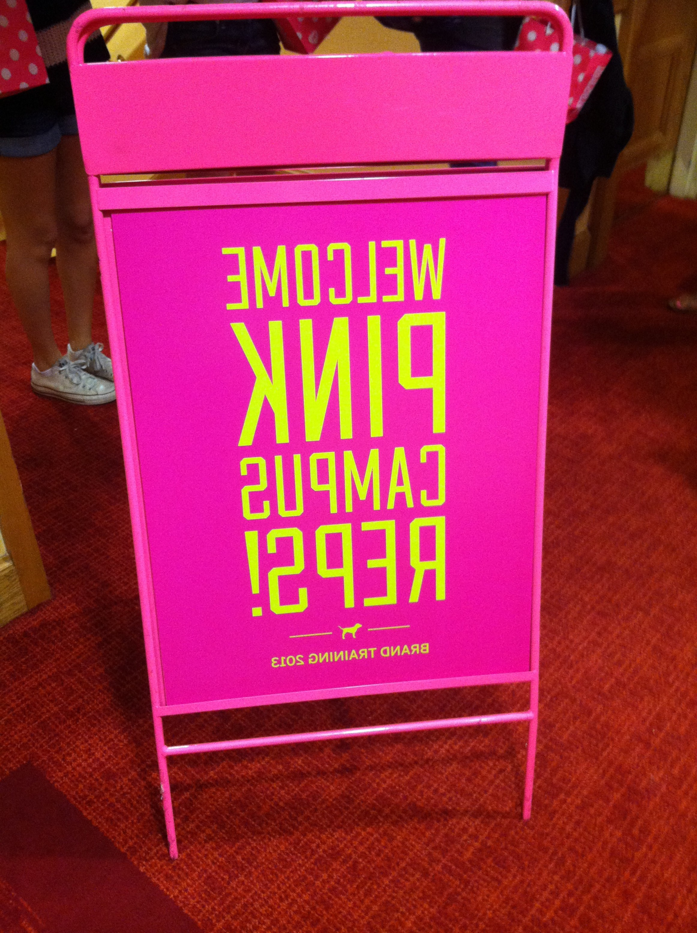 Victoria's Secret Pink Vector: Victorias Secret Pink At Florida State University