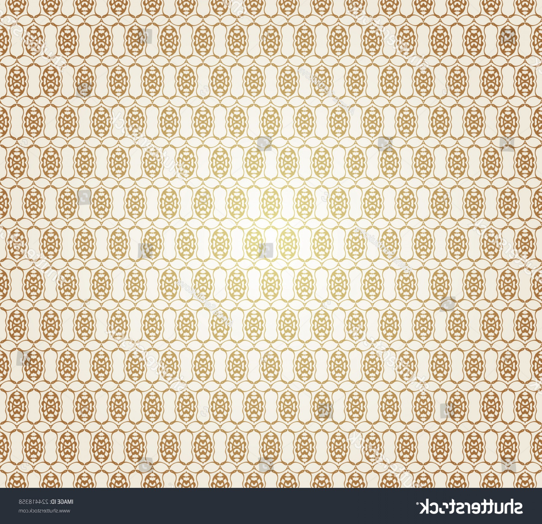 Victorian Motif Vector: Vintage Background Traditional Victorian Motifsdecorative Colorful