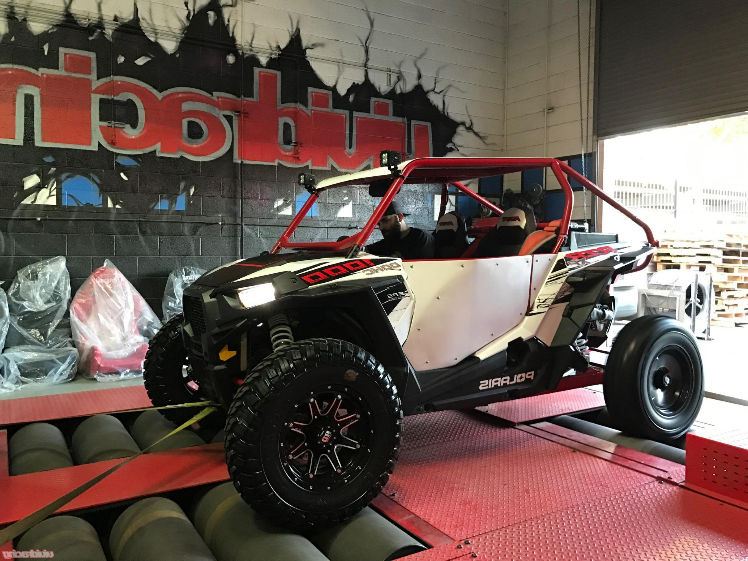 RZR Vector Black And White: Vivid Racing Supercharger Package Polaris Rzr Horsepower P