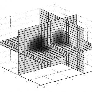MATLAB Combine Vectors: Volume Visualization Plotting In Three Dimensions Matlab Part