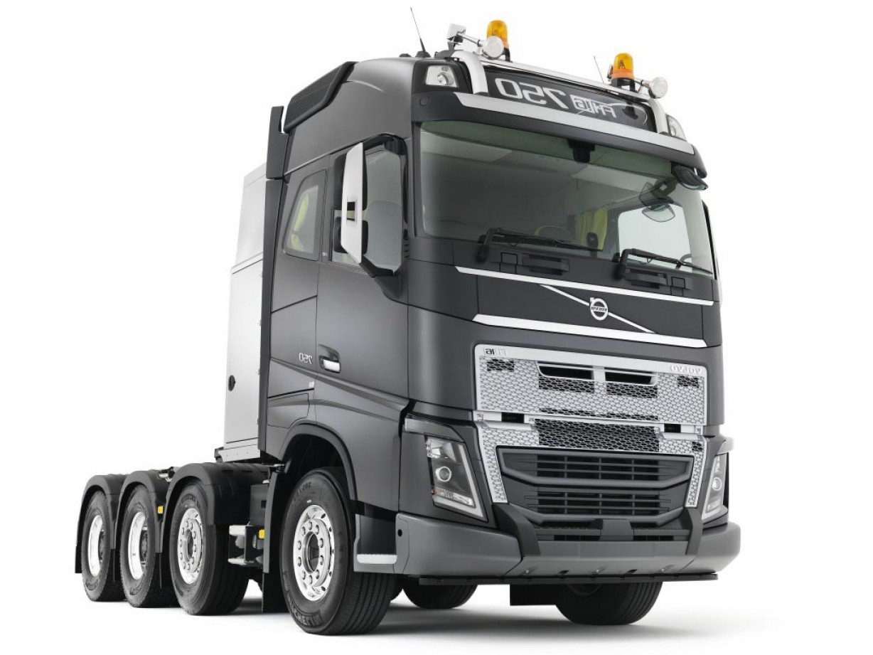 Volvo FH Vector: Volvo Fh X Tractor Globetrotter Cab Design Interior Exterior Truck
