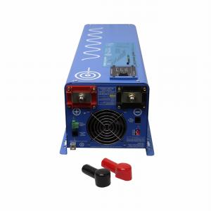 Vector Power Inverter Remote: Air Conditioner Realistic And Remote Control With Cold Air Symbols Gm