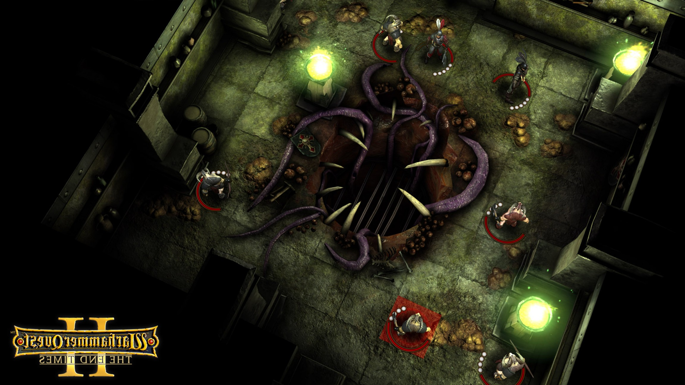 Vectorman PS2 Final: Warhammer Quest The End Times Announced