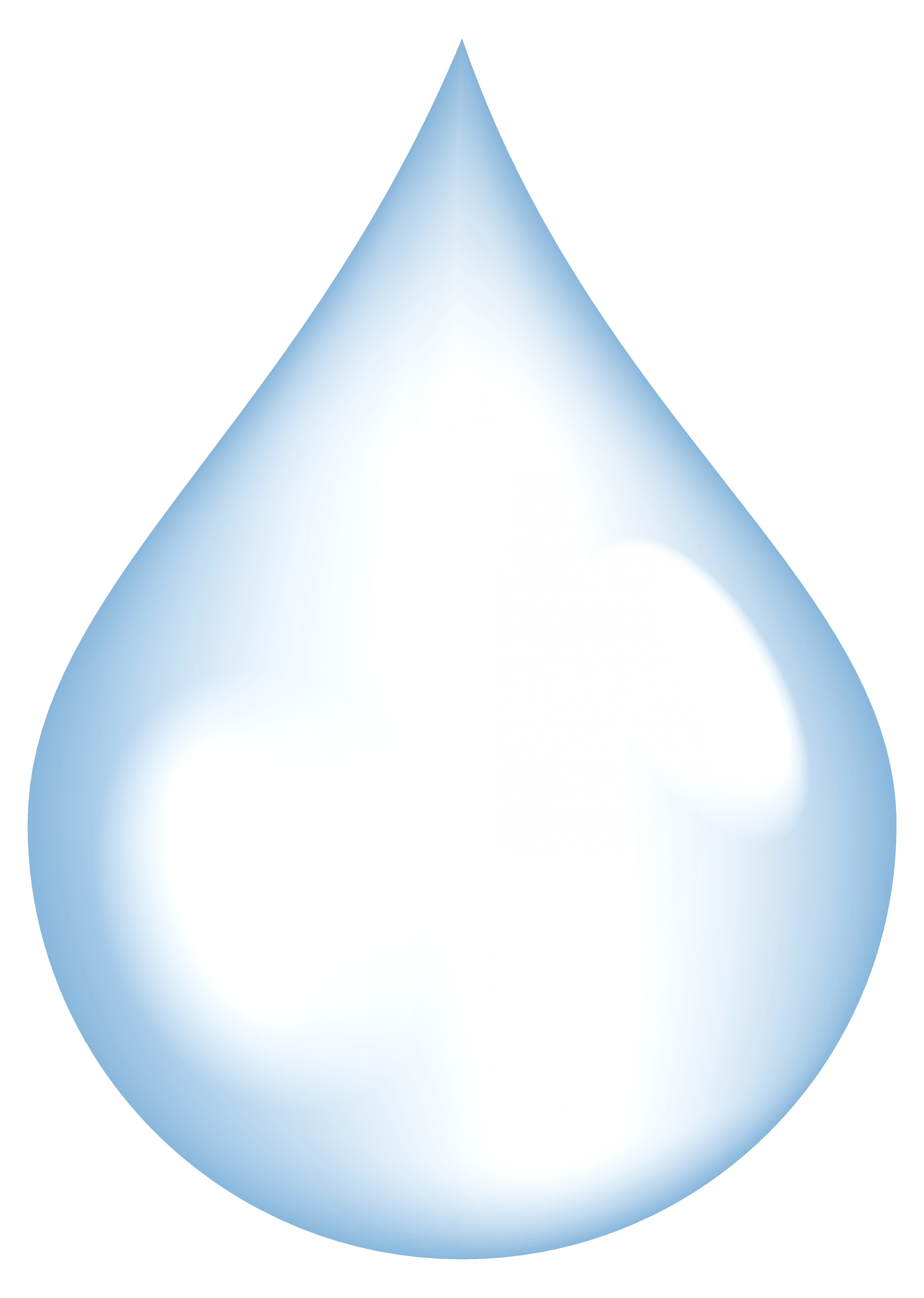 Vector Clip Art Of Water: Water Drop On A White Background Royalty Free Vector Clip Art Image Also Clipart Drip