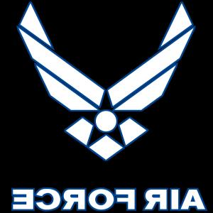 USAF Logo Vector: Air Force Badge Wings Star Army