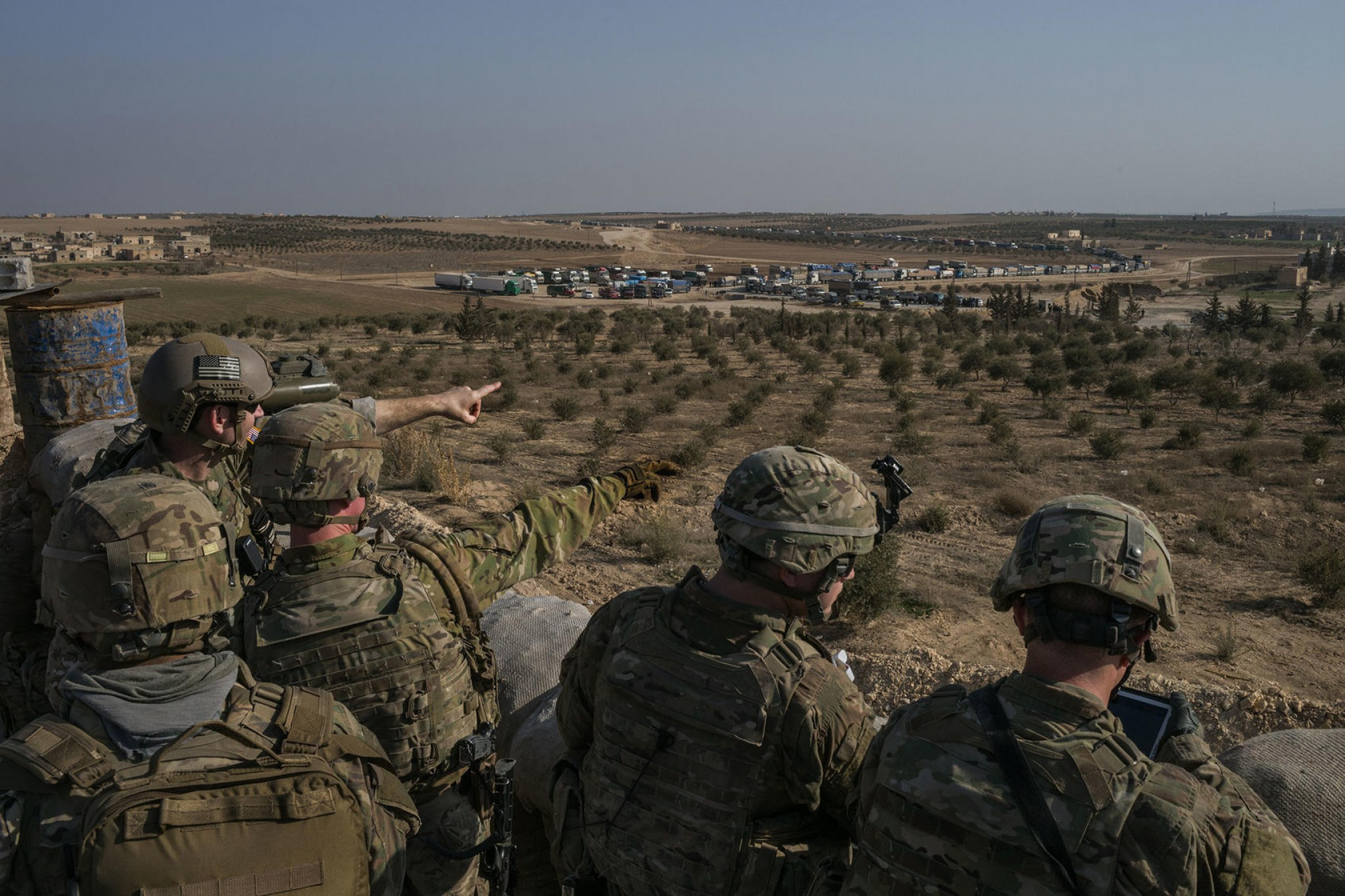 Us Special Forces Vector Files: What Does Us Troop Withdrawal Mean Syria