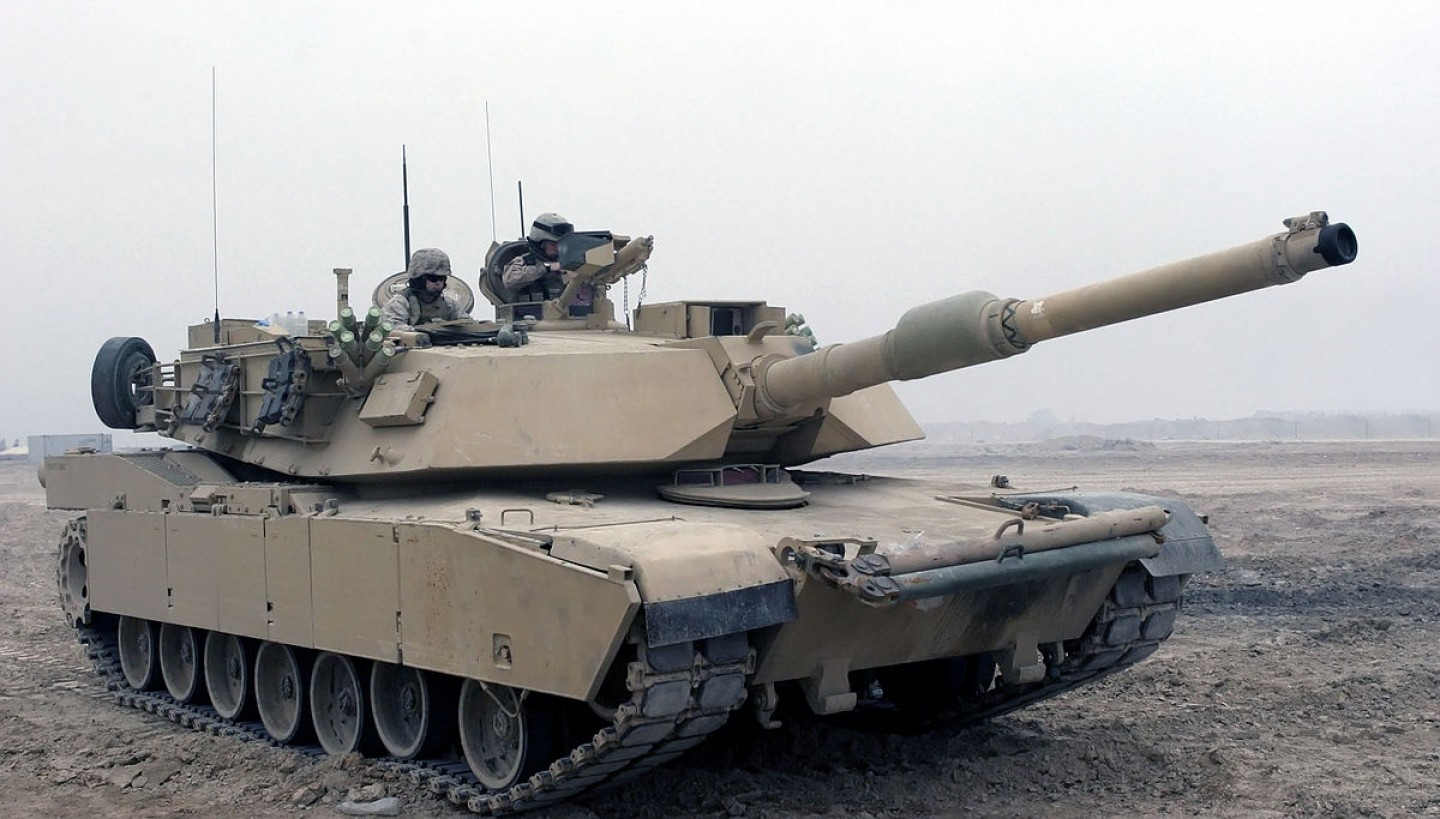 M1A1 Vector Top: What Is The Fastest Tank Ever Made