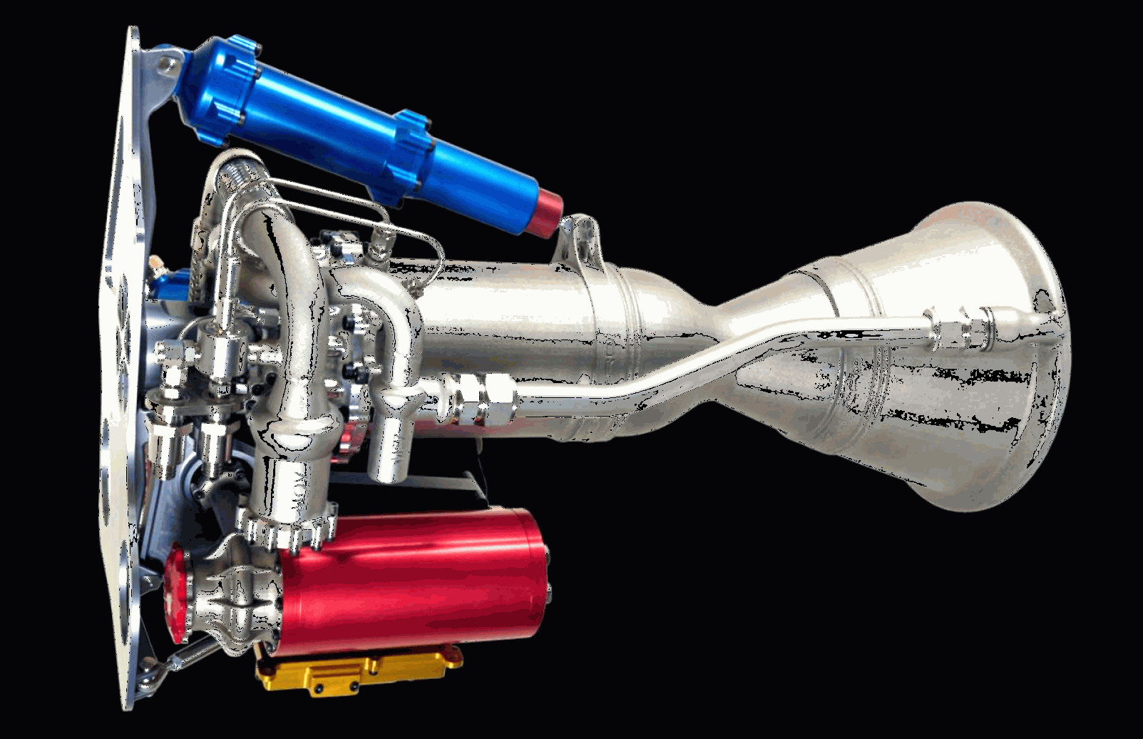 Thrust Vectoring Liquid: What Kind Of Forces And Response Times Accelerations Are Needed To Gimbal A Mid
