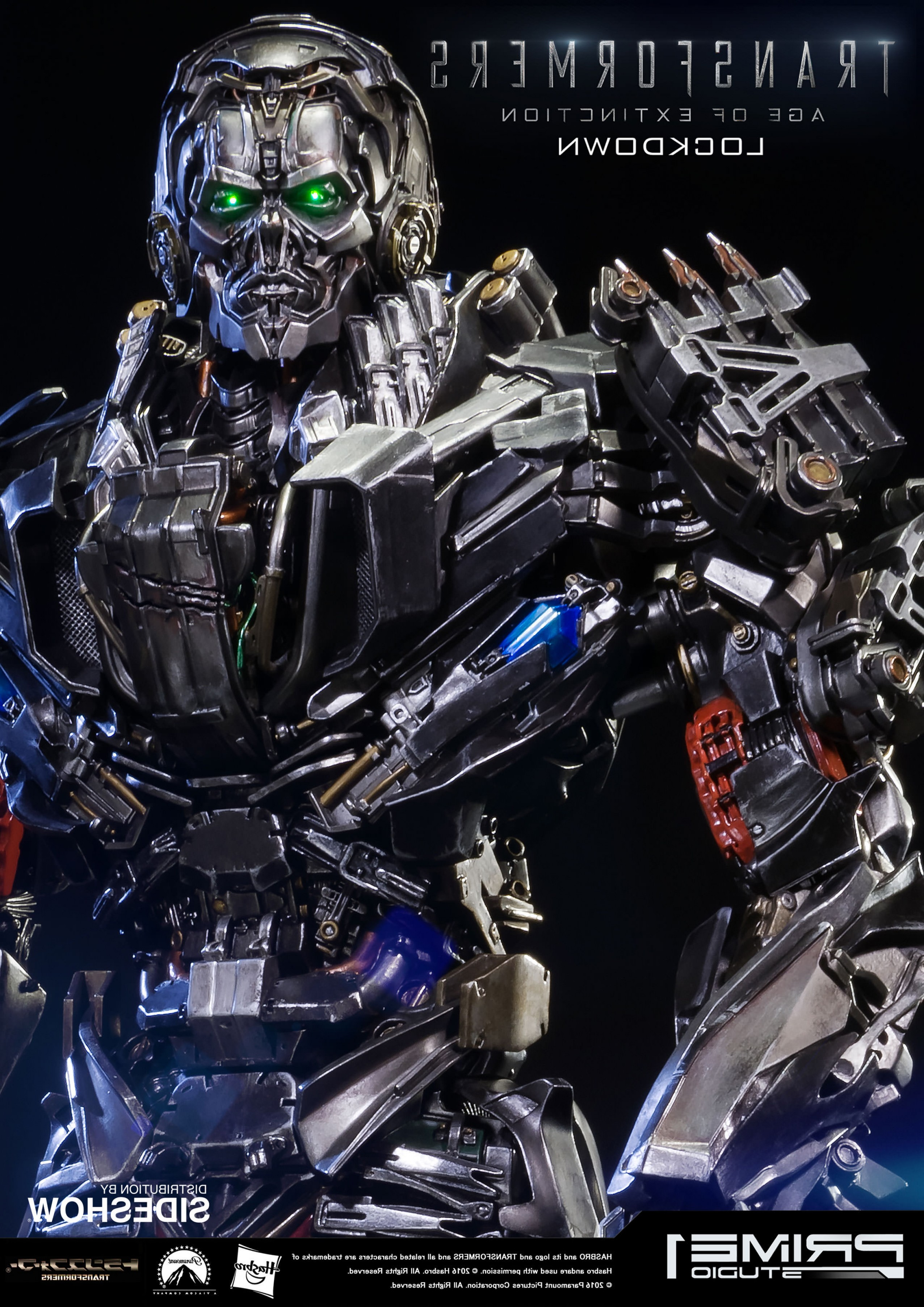 TF Cybertron Vector Prime: Who Are The Creators Of Transformers