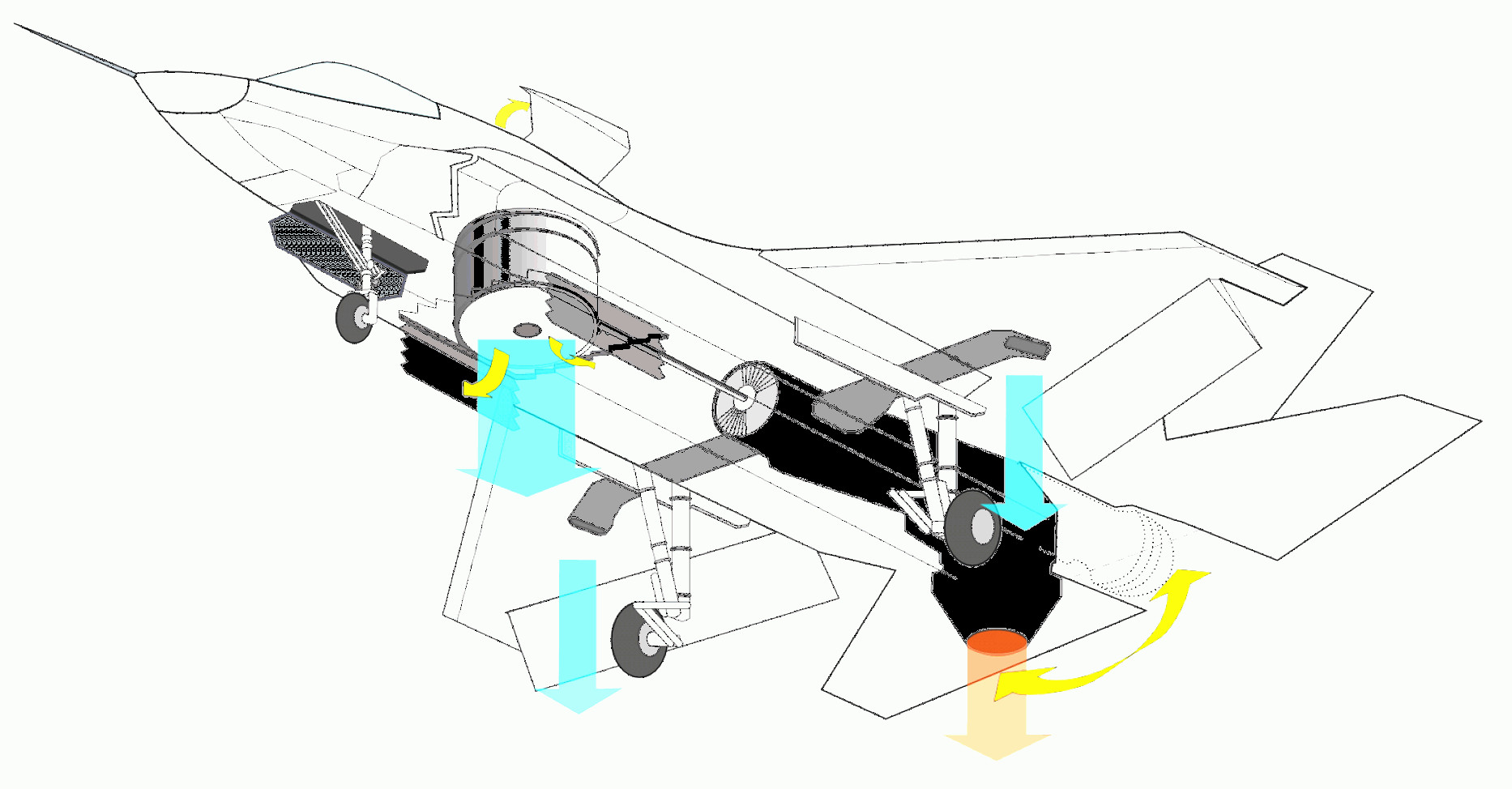 Thrust Vectoring Liquid: Will Japans Th Generation Fighter Make F And F Obsolete
