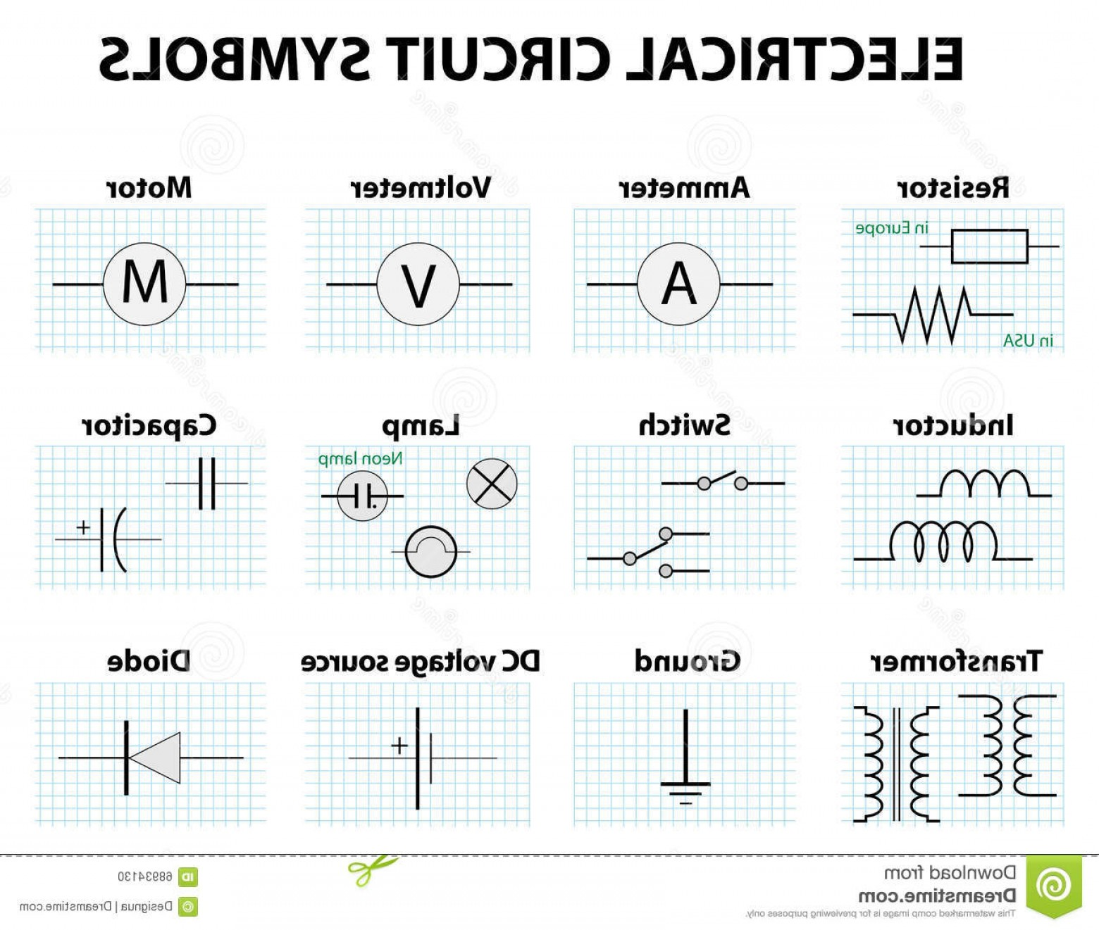 wiring diagrams symbols electrical wiring chart diagram cool ideas ... electrical transformer wiring diagram symbols circuit breaker symbol createmepink