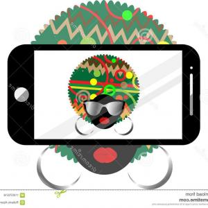 Black Afro Woman Vector: African Black Woman Flat Vector Gm