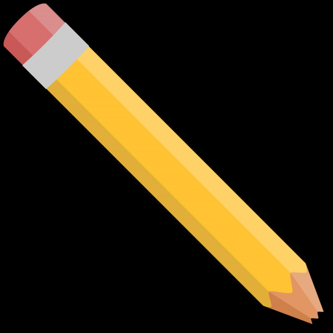 Broken Pencil Vector: Wooden Pencils Are Better Than Mechanical