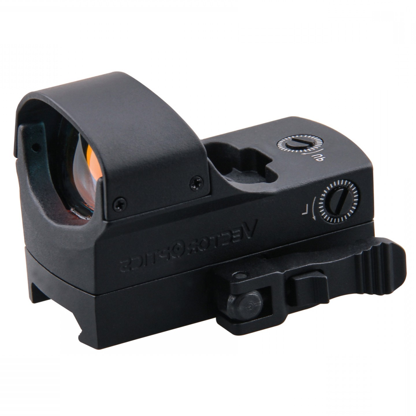 The Wraith Vector: Wraith Xx Scrd Red Dot Sight