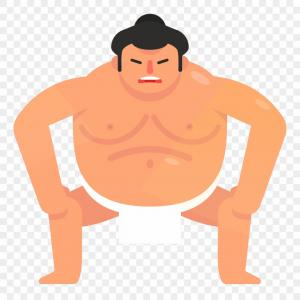 Sumo Vector Png: Xiimxclip Free Download Sumo Cartoon Clip Art Cute