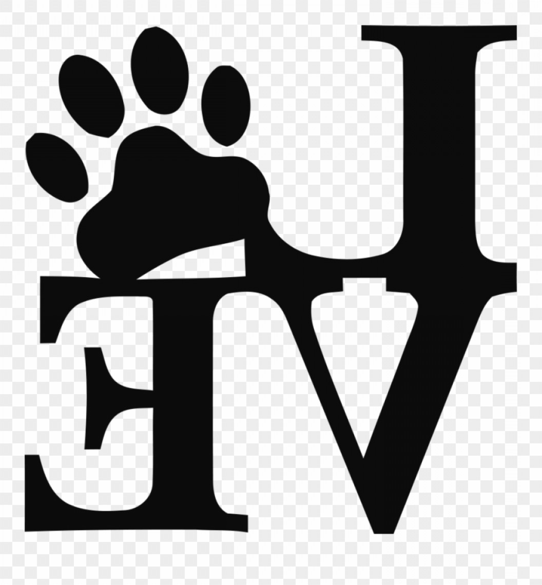 Love Infinity Symbol SVG Vector: Xmixhwelcome Love Paw Print Svg Clipart