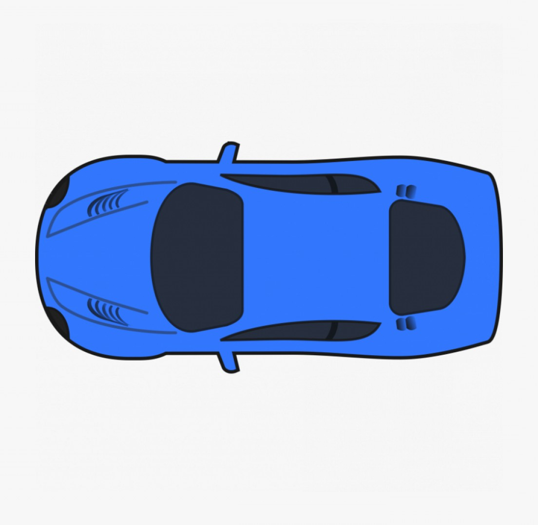 Custom Police Cars Vector: Xwjxrplan Clipart Car Car Top View Vector Png