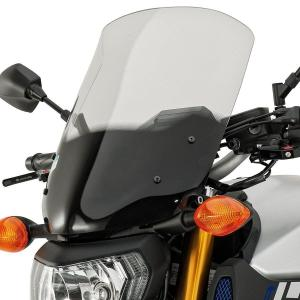 Yamaha Vector Tall Windshield: Apex Touring Windshield Side Shield Kit