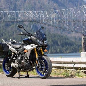 Yamaha RS Vector Snowmobiles Two Up: Yamaha Tracer Gt First Ride Review