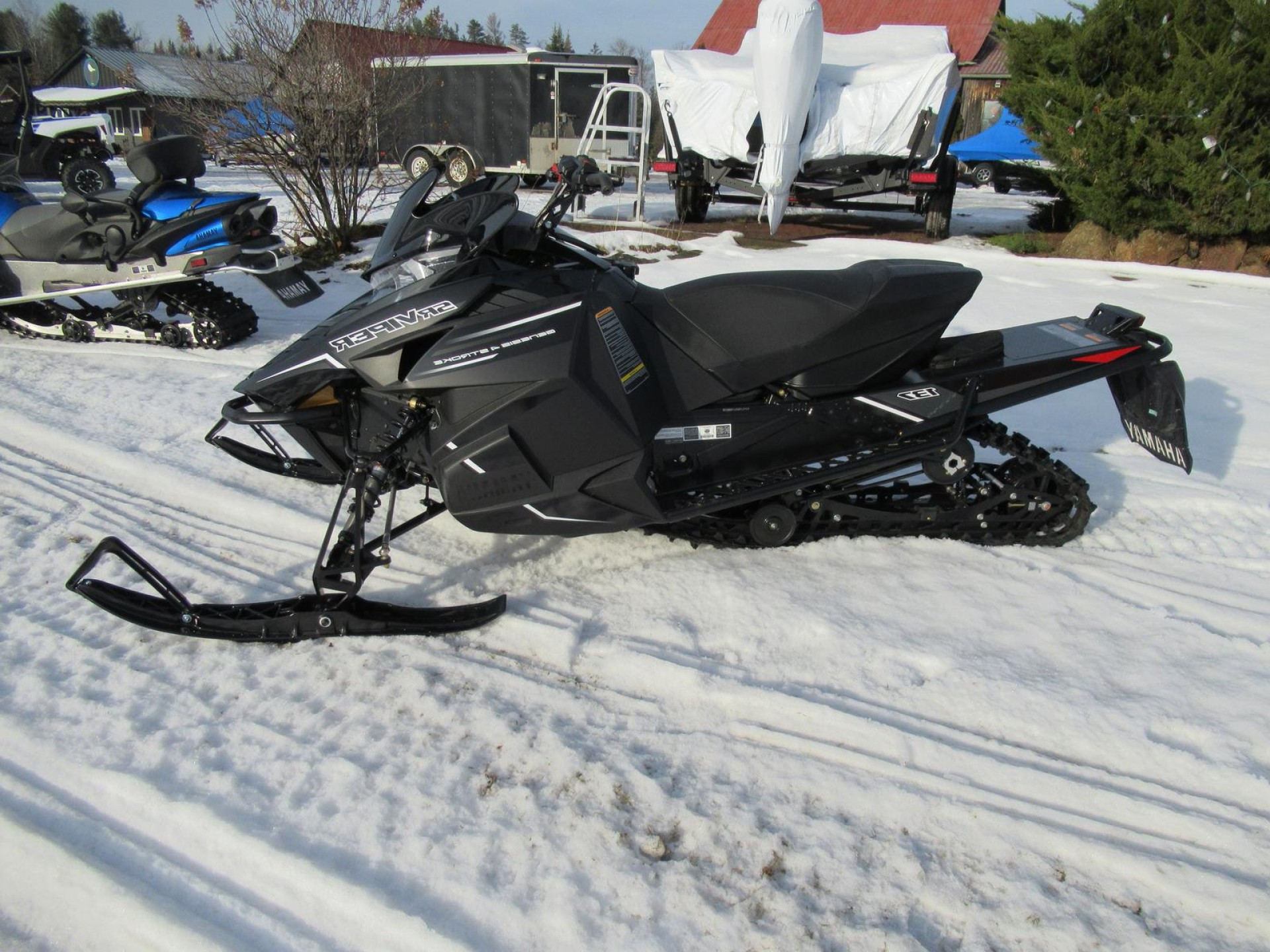 Yamaha RS Vector Snowmobiles Two Up: Yamaha Srviper L Tx Apsley On Kl A I
