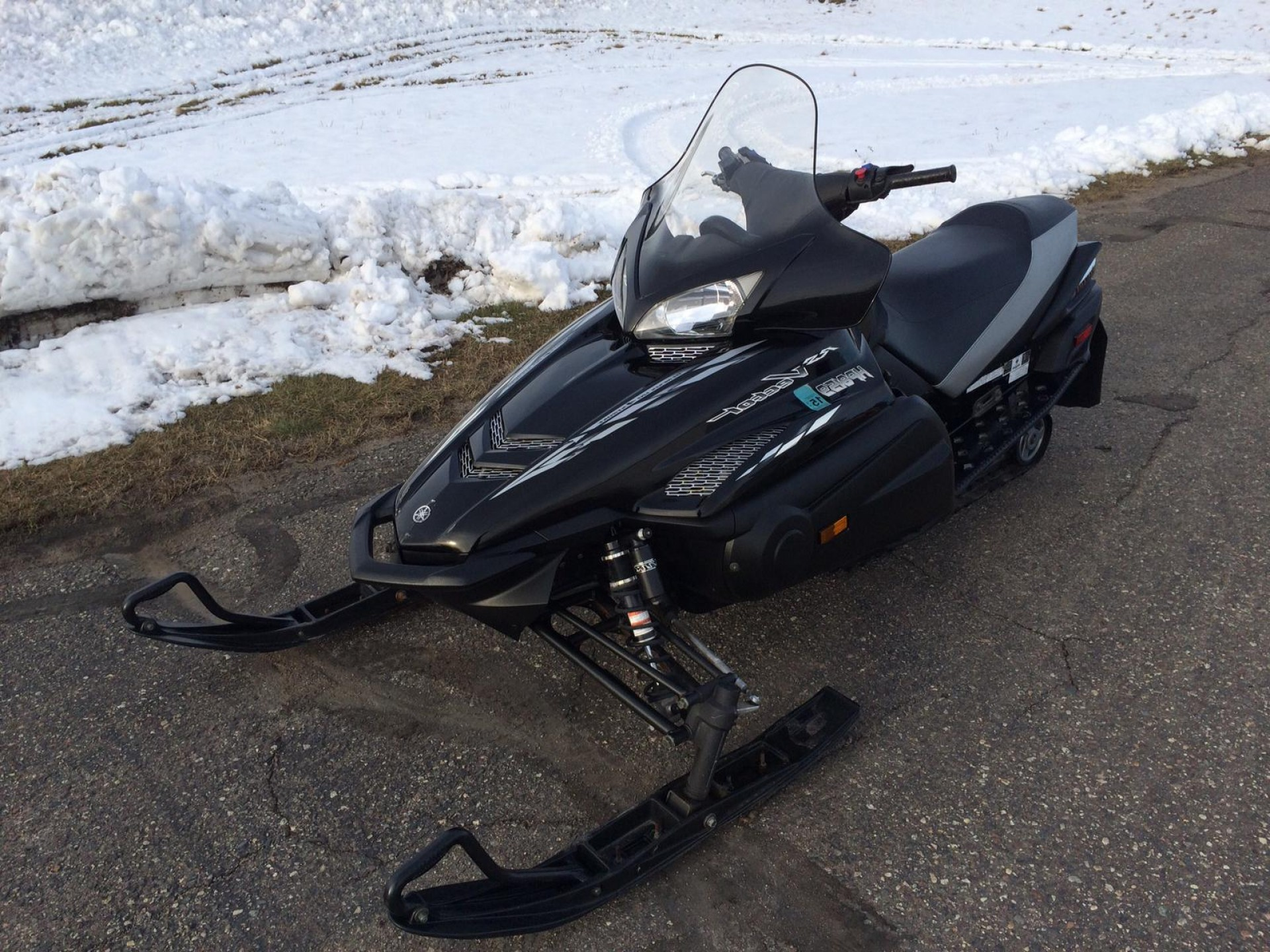 Yamaha Vector Tall Windshield: Yamaha Vector Gt St Joseph Mn I
