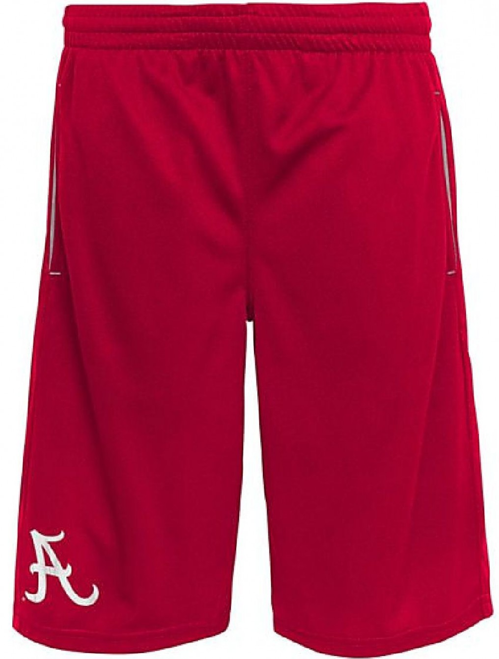 Crimson Tide Vector Art: Youth Alabama Crimson Tide Crimson Vector Synthetic Shorts By Outerstuff