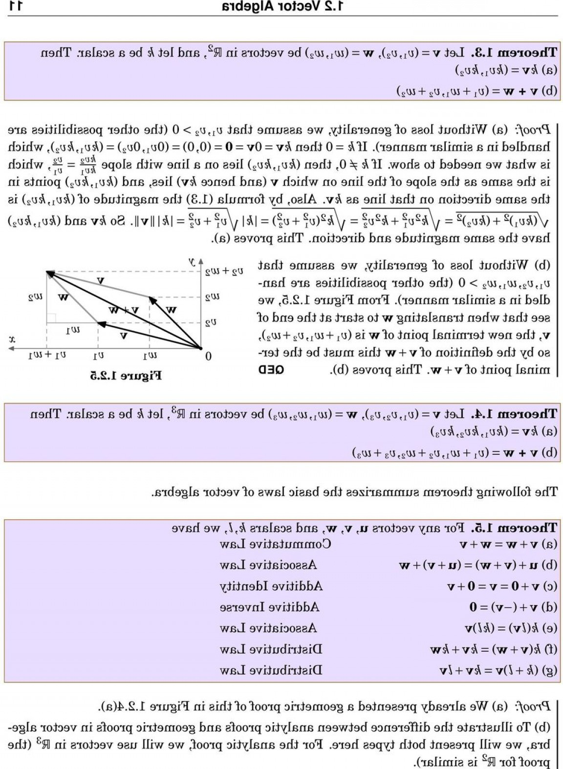 Vector And Scalar Difference: Z Vector Calculus Michael Corral